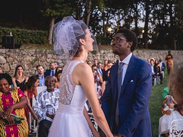 Il matrimonio di Kwame e Anouk a Sestri Levante, Genova 60
