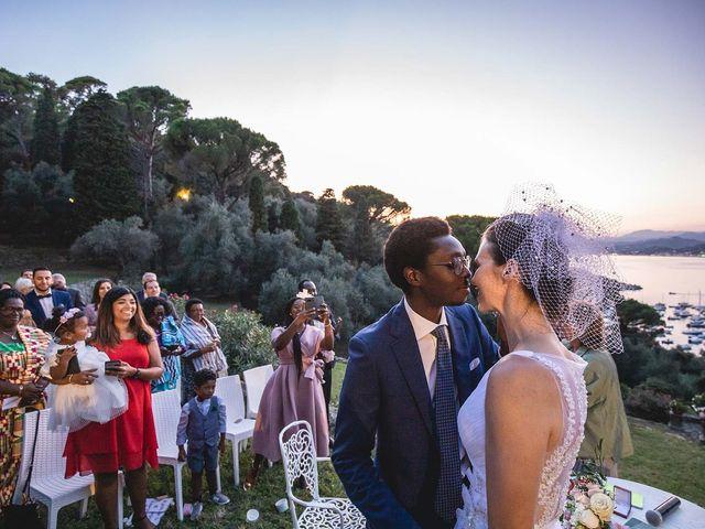 Il matrimonio di Kwame e Anouk a Sestri Levante, Genova 62