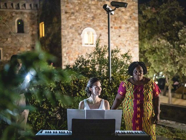 Il matrimonio di Kwame e Anouk a Sestri Levante, Genova 63