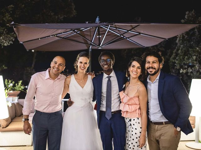 Il matrimonio di Kwame e Anouk a Sestri Levante, Genova 68