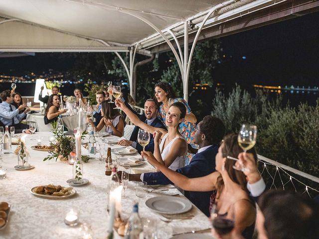 Il matrimonio di Kwame e Anouk a Sestri Levante, Genova 70