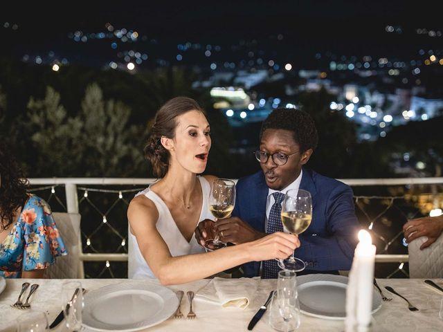 Il matrimonio di Kwame e Anouk a Sestri Levante, Genova 71