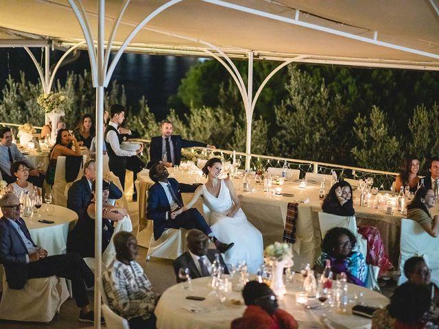Il matrimonio di Kwame e Anouk a Sestri Levante, Genova 77