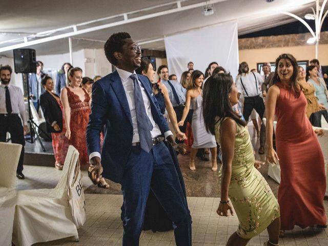Il matrimonio di Kwame e Anouk a Sestri Levante, Genova 78