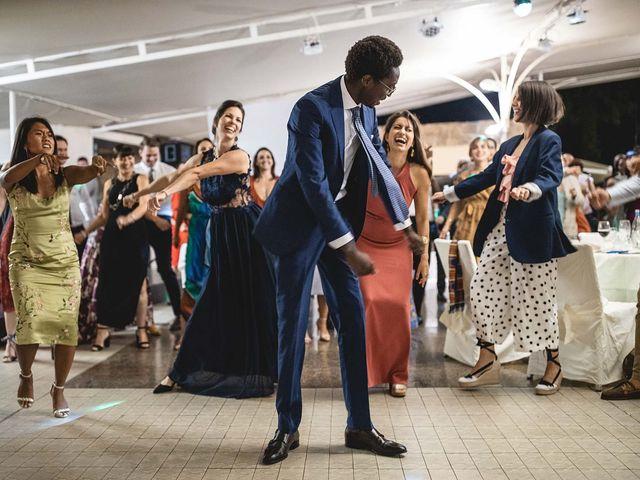 Il matrimonio di Kwame e Anouk a Sestri Levante, Genova 79