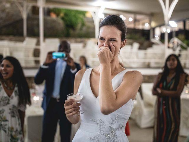 Il matrimonio di Kwame e Anouk a Sestri Levante, Genova 80