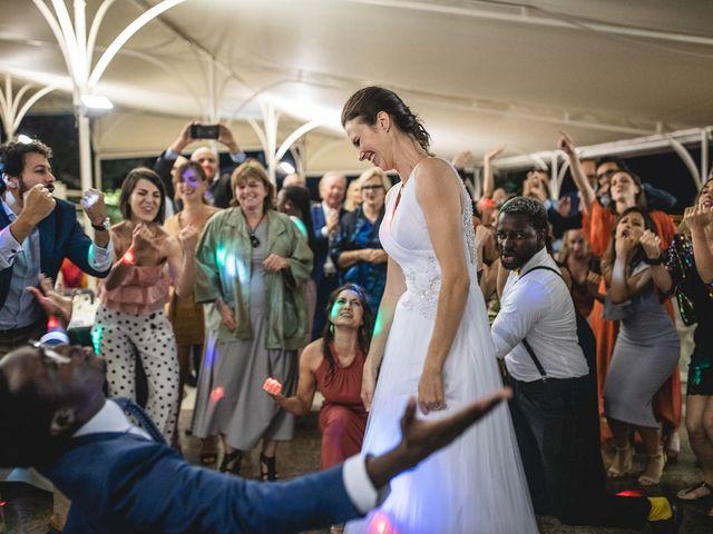Il matrimonio di Kwame e Anouk a Sestri Levante, Genova 81