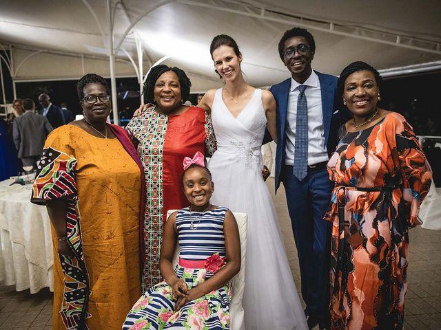 Il matrimonio di Kwame e Anouk a Sestri Levante, Genova 85
