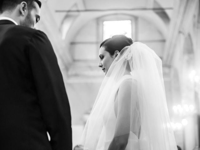 Le nozze di Marzia e Simone
