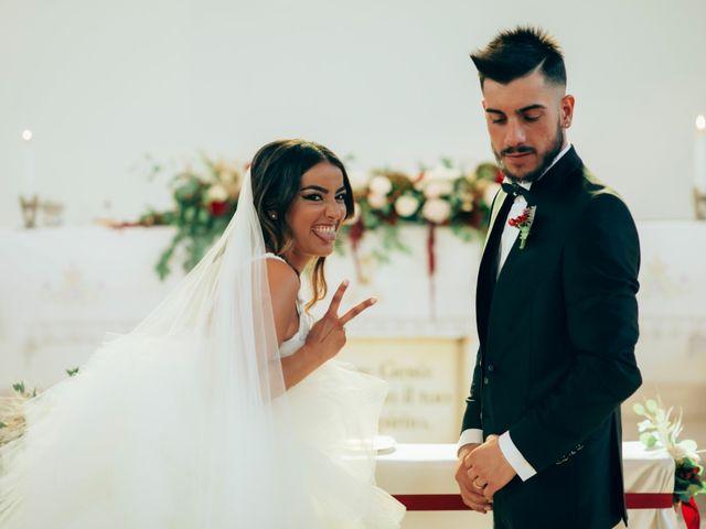 Il matrimonio di Simona e Mirko a Bari, Bari 20