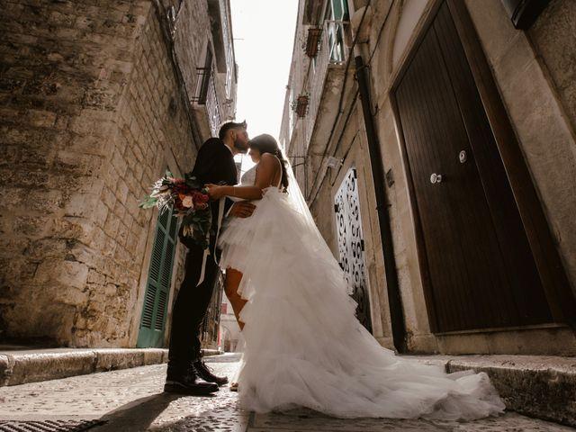 Il matrimonio di Simona e Mirko a Bari, Bari 40