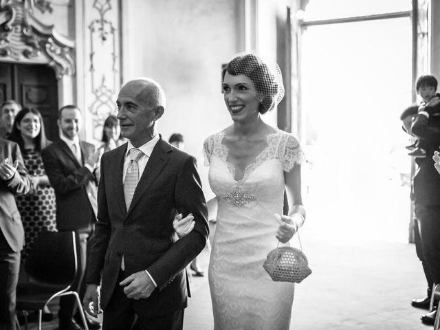 Il matrimonio di Federico e Elisa a Pavia, Pavia 22