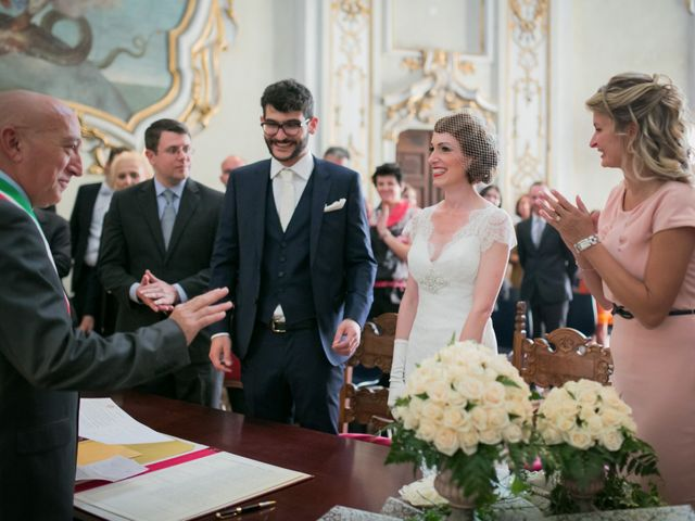 Il matrimonio di Federico e Elisa a Pavia, Pavia 24