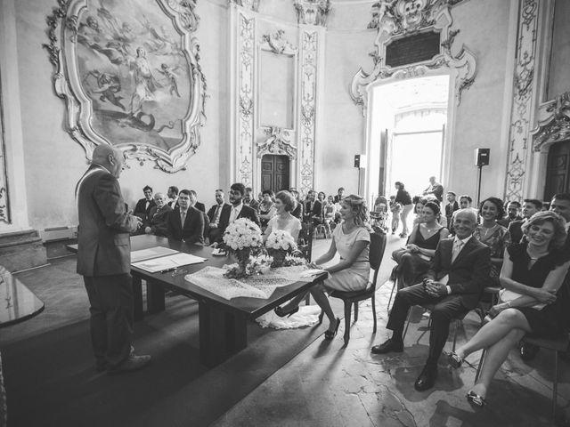 Il matrimonio di Federico e Elisa a Pavia, Pavia 28