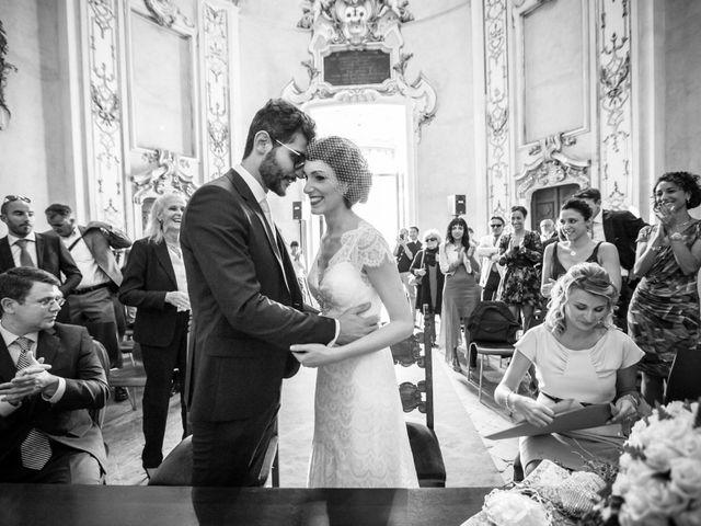 Il matrimonio di Federico e Elisa a Pavia, Pavia 30