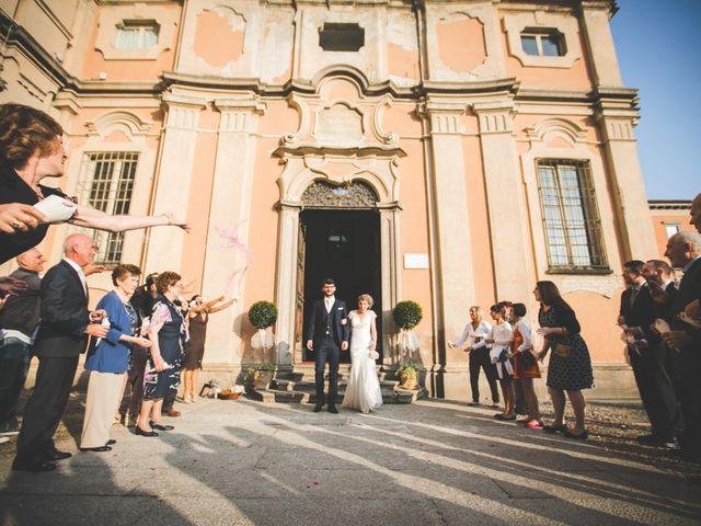 Il matrimonio di Federico e Elisa a Pavia, Pavia 33