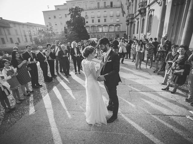 Il matrimonio di Federico e Elisa a Pavia, Pavia 34