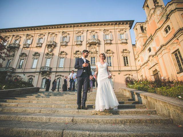 Il matrimonio di Federico e Elisa a Pavia, Pavia 36