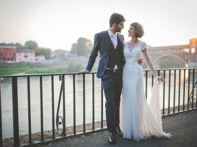 Il matrimonio di Federico e Elisa a Pavia, Pavia 42
