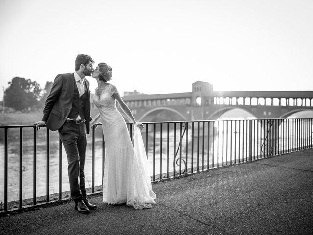 Il matrimonio di Federico e Elisa a Pavia, Pavia 43