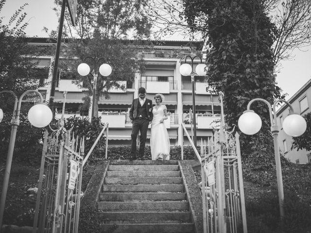 Il matrimonio di Federico e Elisa a Pavia, Pavia 44