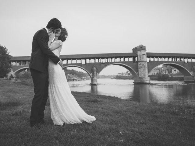 Il matrimonio di Federico e Elisa a Pavia, Pavia 46