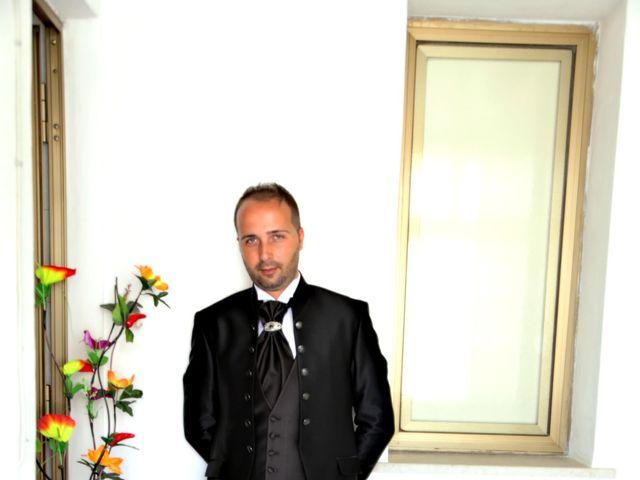 Il matrimonio di Diego e Guendalina a Santa Flavia, Palermo 3