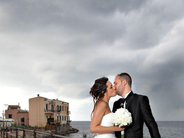 Il matrimonio di Diego e Guendalina a Santa Flavia, Palermo 9