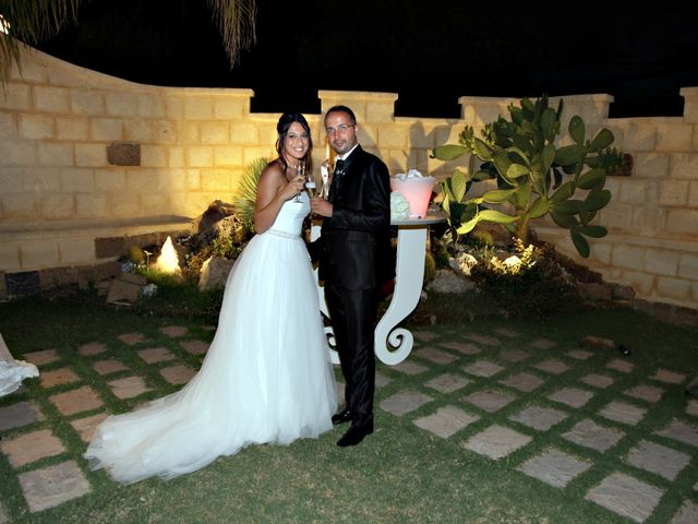Il matrimonio di Diego e Guendalina a Santa Flavia, Palermo 12