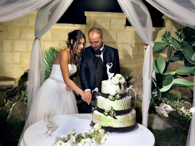 Il matrimonio di Diego e Guendalina a Santa Flavia, Palermo 13