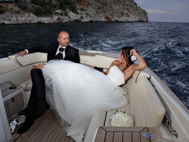 Il matrimonio di Diego e Guendalina a Santa Flavia, Palermo 14