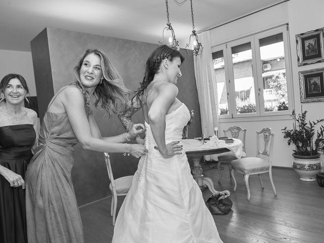 Il matrimonio di Stefano e Carlotta a Bologna, Bologna 7