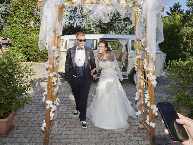 Il matrimonio di Stefano e Carlotta a Bologna, Bologna 24