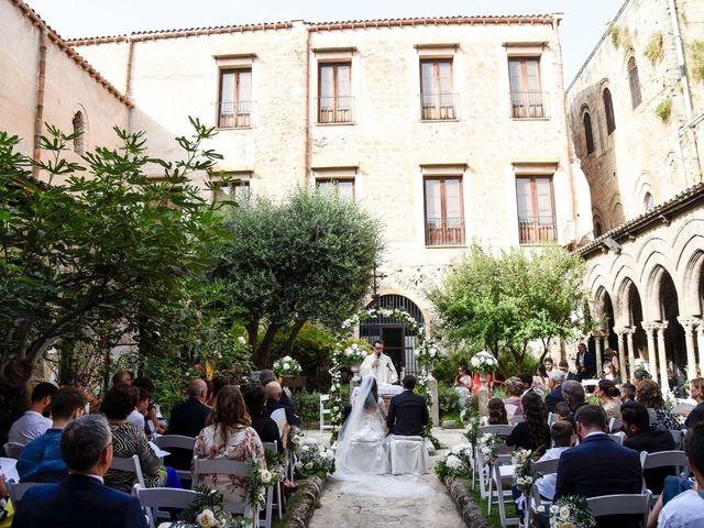 Il matrimonio di Camillo e Greta a Palermo, Palermo 9