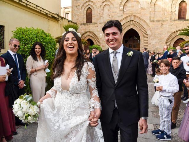 Il matrimonio di Camillo e Greta a Palermo, Palermo 13