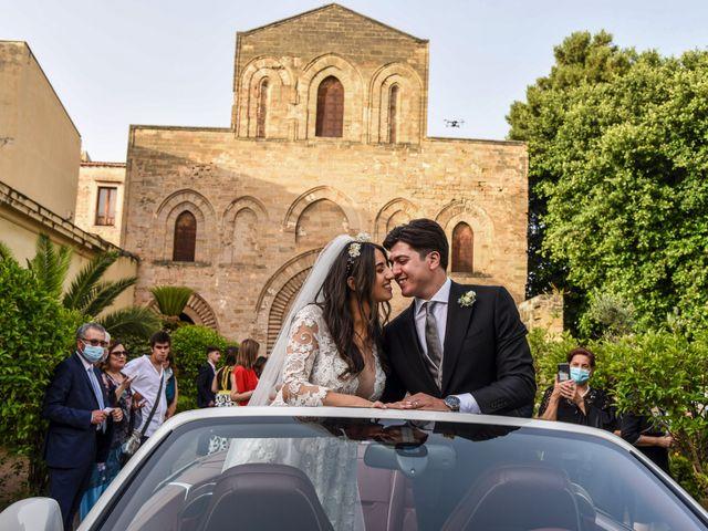 Il matrimonio di Camillo e Greta a Palermo, Palermo 14
