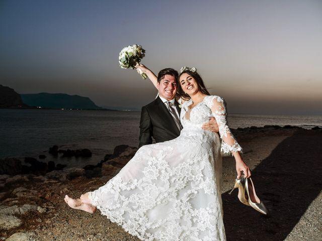 Il matrimonio di Camillo e Greta a Palermo, Palermo 1
