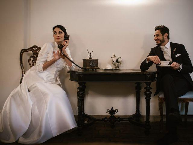 le nozze di Alice e Alex