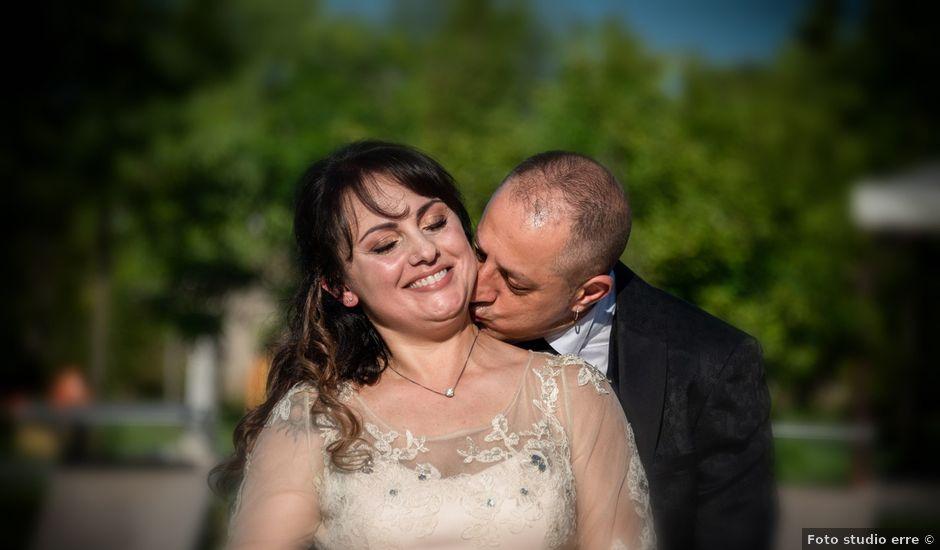 Il matrimonio di Maurizio e Roberta a Crescentino, Vercelli