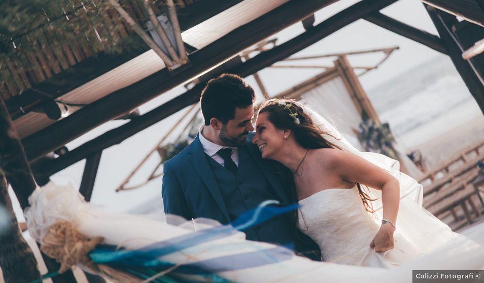 Il matrimonio di Fabio e Giorgia a Fiumicino, Roma