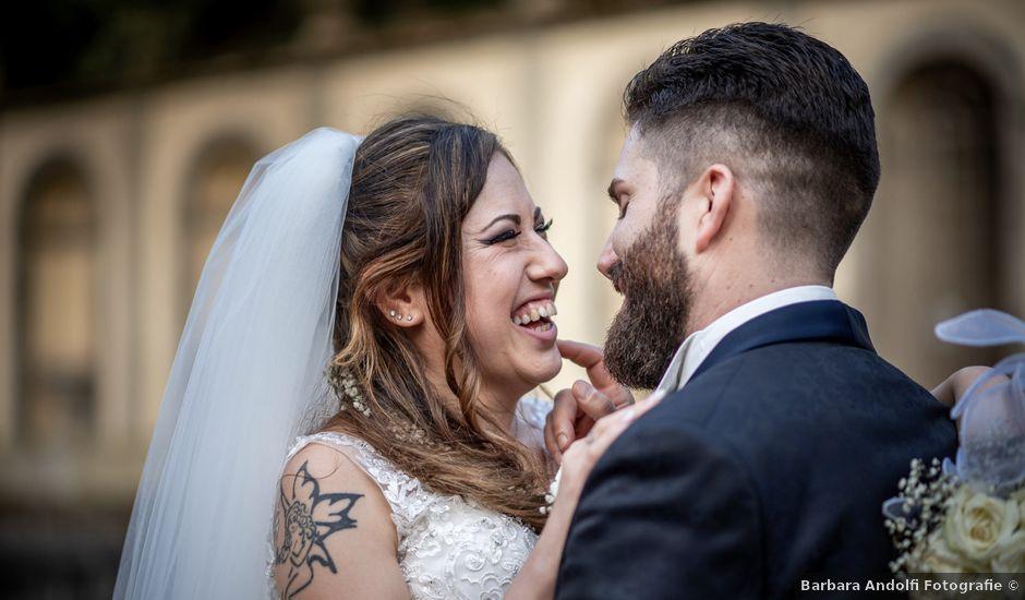 Il matrimonio di Simone e Claudia a Roma, Roma