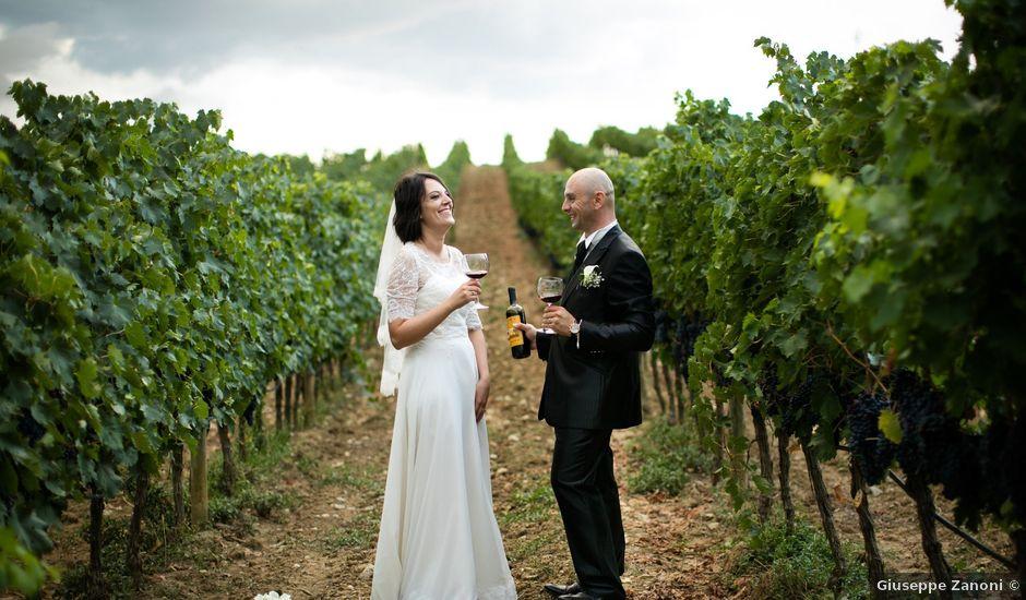 Il matrimonio di Gianni e Elisa a Cinigiano, Grosseto