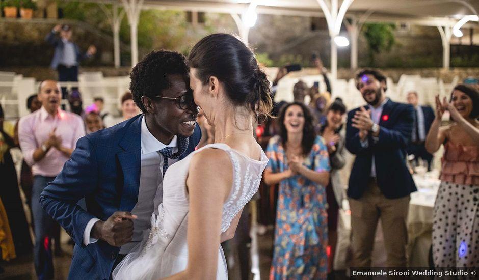 Il matrimonio di Kwame e Anouk a Sestri Levante, Genova