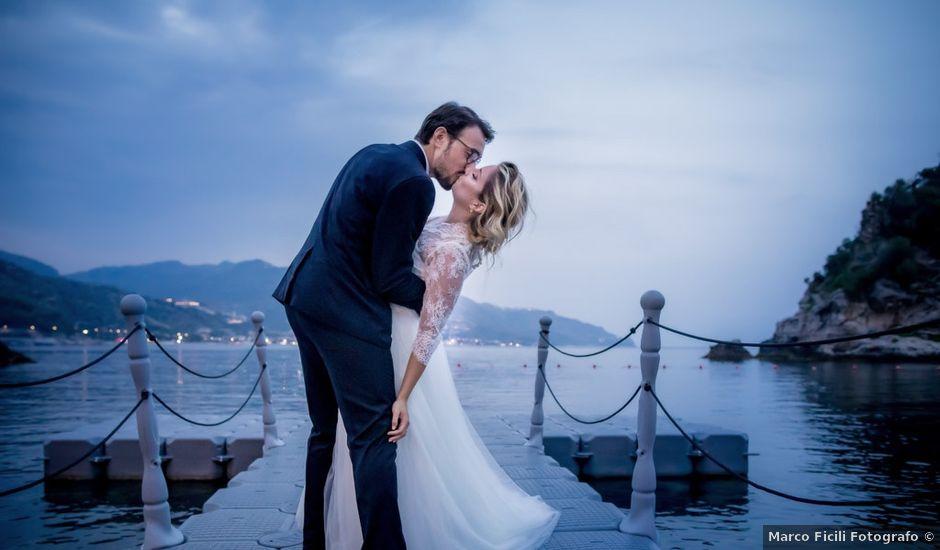 Il matrimonio di Rosanna e Dario a Taormina, Messina