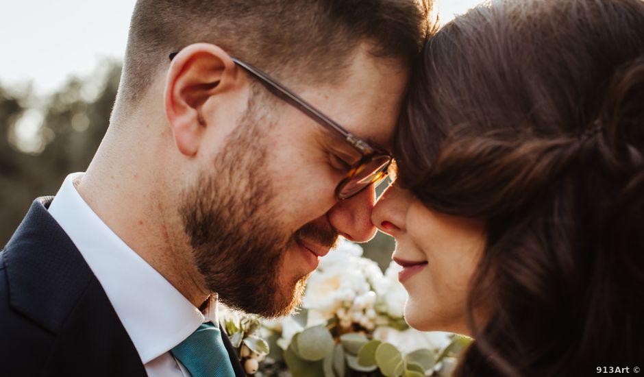 Il matrimonio di Valerio e Valentina a Viterbo, Viterbo