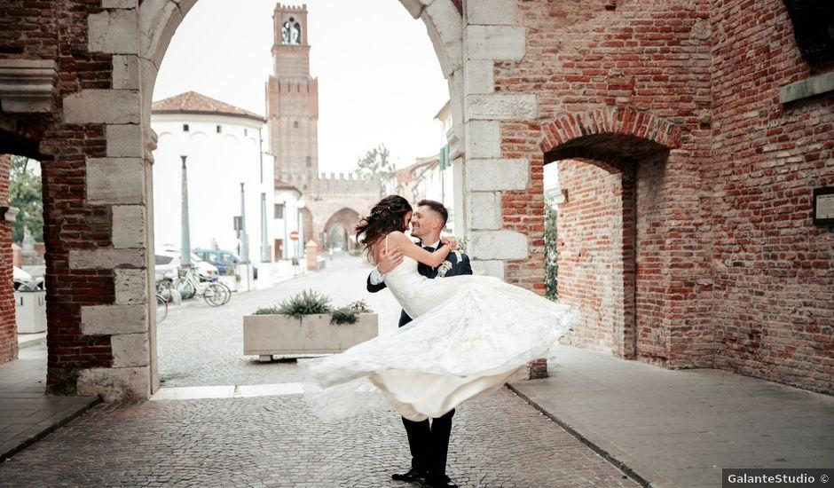 Il matrimonio di Stefano e Giulia a Ponzano Veneto, Treviso