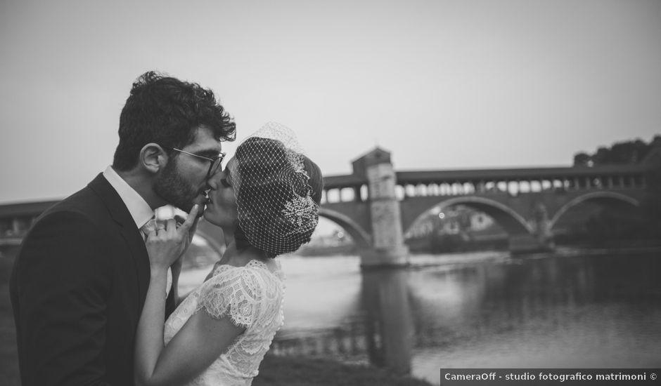 Il matrimonio di Federico e Elisa a Pavia, Pavia