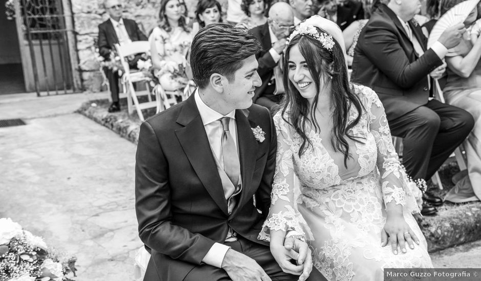 Il matrimonio di Camillo e Greta a Palermo, Palermo