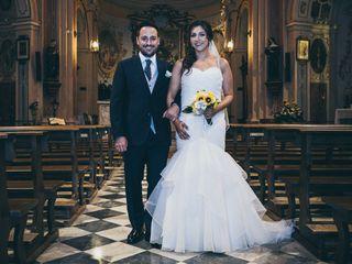 Le nozze di Rosa e Tommaso