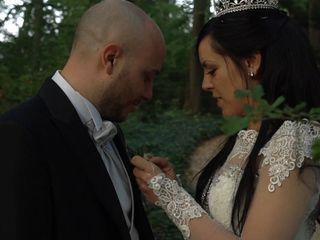 Le nozze di Nadia e Fabio
